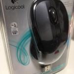 LOGICOOL ワイヤレスレーザーマウスM510を買ったった